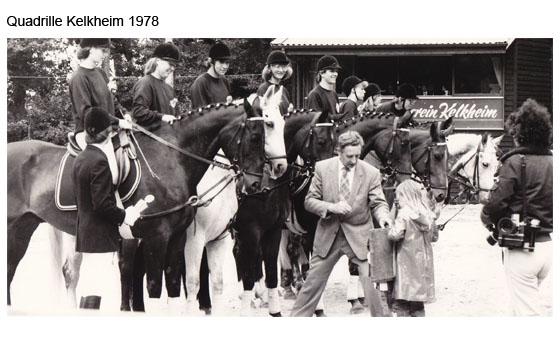 Quadrille Kelkheim 1978